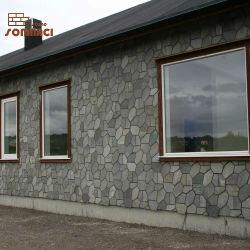 Ardoise de forme irrégulière de Décoration de mur et le plancher