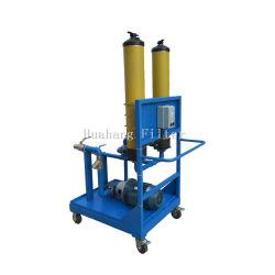 van de de zuiveringsinstallatie Hydraulische olie van de 7 micron beweegbare olie de filterkar/auto lyc-B150