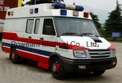 응급처치 병원 응급구급차