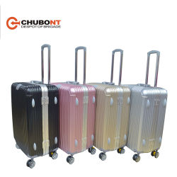 Chubont High Qualilty Cadre en aluminium 8 roues PC Trolleycases