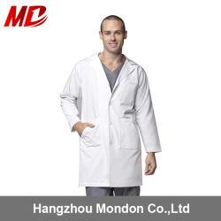 Мужчины и женщины врачи медсестры длинной втулки рабочей одежды