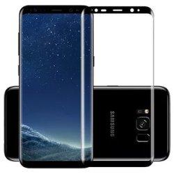 protezione dello schermo di vetro Tempered 3D per Samsung S8