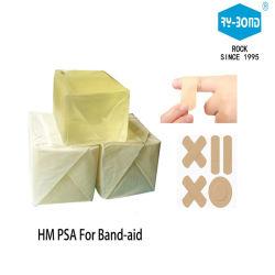 Médico de fábrica de fita de papel Hot Melt sensível à pressão adesivo de cola