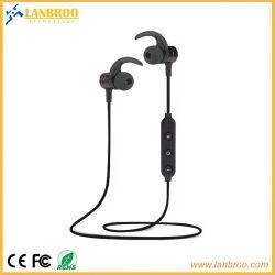Fones de ouvido sem fio de Graves de metal Bt Interruptor Magnético presente de promoção de OEM
