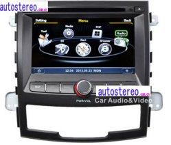 Ssangyong Korando Car Media Systemのための車MP4 Player