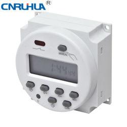 Interruptor Programável Semanal do Temporizador do Trilho do RUÍDO de Cn101A Dhc15