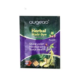 haar-Farben-Shampoo der Farben-30ml purpurrotes natürliches permanentes Kräuter