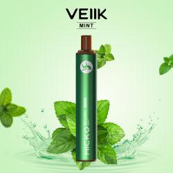 جهاز التبخير الجديد ذو الموضة الجديد الذي يمكن التخلص منه أفضل مصدر إمداد لVeik Vape [ميكو] [كرو] 2200 أطواق