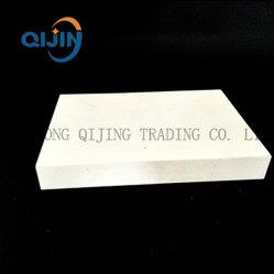 Piastrina di ceramica dell'allumina di ceramica termoresistente all'ingrosso di elevata purezza con il prezzo basso