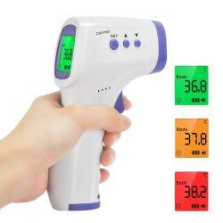 Termometro digitale ad infrarossi medico CE FDA di alta qualità