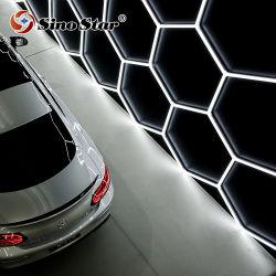 Neue Design Auto Care Produkte für die Auto-Beschichtung Shop Beliebt in Deutschland 12 Watt LED hexagonal Wandleuchte