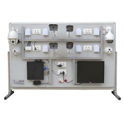 جهاز تدريب المراقبة CCTV معدات التدريب Didactic المعدات التعليمية لـ الجامعة