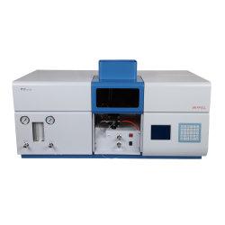 Forno de grafite de feixe único Espectrofotómetro de absorção atómica