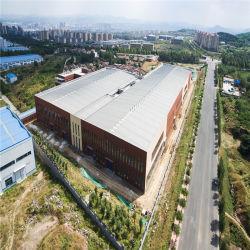 Одноэтажные легких стальных структуры на заводе все металлические Заводские здания