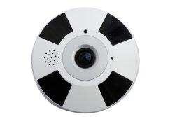 Fsan 12 MP Starlight Smart IR تحت الحمراء 360 درجة Fisheye Security كاميرا مراقبة شبكة IP عالية الدقة CCTV