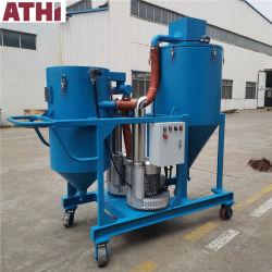 이동식 연마제 스틸 샷 그릿 수집/흡수 기계 회수 시스템