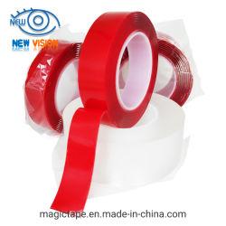 Fuerte cinta adhesiva de acrílico fija de alta viscosidad de la adsorción No-Trace parche