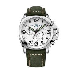 工場贅沢な方法人の水晶腕時計(JY-AL051)