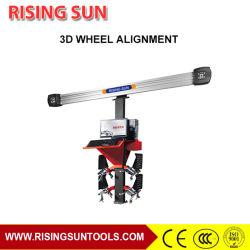 車の研修会装置の使用された赤外線車輪のアライナ
