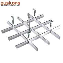 Soffitto falso delle cellule aperte dell'alluminio per il soffitto del metallo sospeso stazione
