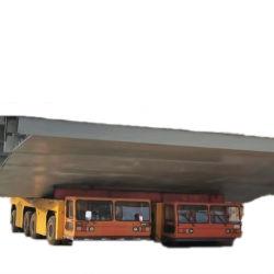 flache Transportvorrichtung der Brücken-100-120t