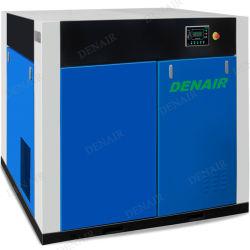 Tipo de secagem industrial Non-Lubricated isentos de óleo do compressor de ar de parafuso Manufcator