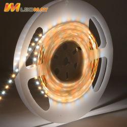 MirrorまたはHouse DecorationのためのCCT Dual Color軽いSMD2835 120LEDs/m LED Strip
