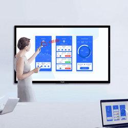 Conferência Smart Tablet Smart Touch Capacitivo Interactiva de reunião na parede da placa
