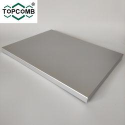 내벽 및 내벽용 PVDF/PE 코팅 알루미늄 허니콤 패널 장식