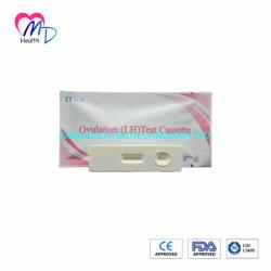 الإمداد الطبي للاستخدام المنزلي بول LH الإباضة والحمل اختبار