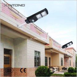 LED-straatverlichting voor oplaadregeling bewegingssensor van zonneverlichting Behuizing