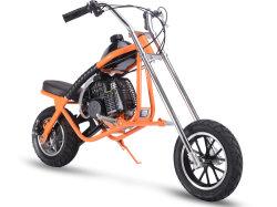 [49كّ] غاز مزح قاطع متناوب مصغّرة درّاجة ناريّة برتقال