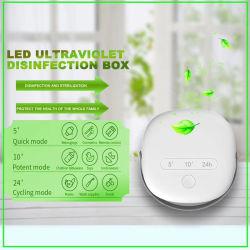 T055 - uma caixa de esterilizador UV 2.5L para desinfecção de Mamadeira