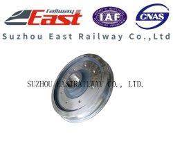 快速電車のためのトレインの車輪、固体車輪