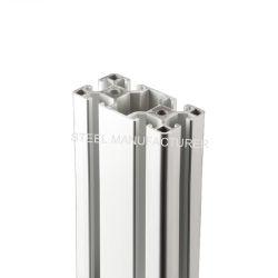 피막 처리된 6063 알루미늄 압출 프로파일 LED 알루미늄 프로파일