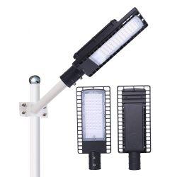 Lampada da strada a LED IP65 impermeabile in alluminio pressofuso per esterni