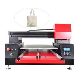 Flachbett neues des Entwurfs-Gigabit-Netz-schnelles Drucken-A1 für Digitaldrucker Kleidung DTG-