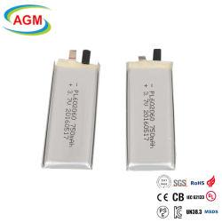 NCM Laptop-Akku Wiederaufladbare Pl602060 750mAh 3,7V Lipo Lithium-Batterie