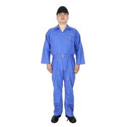 100% coton métal antistatique /Pétrole Gaz uniforme de l'eau d'huile de la preuve /tissu ignifuge