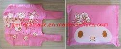 Promotion du coton pliable Rose Sac shopping Cartoon Kids, Super énorme sac fourre-tout, un sac de shopping, Mesdames sac, le logo de l'impression, l'environnement Shopping