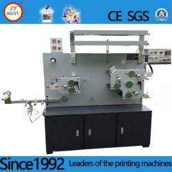 기계장치를 인쇄하는 벨트 시스템을%s 가진 기계 직물 인쇄 기계 실크 직물 인쇄 기계를 인쇄하는 고속 공단 직물 리본 피복 레이블 Flexo
