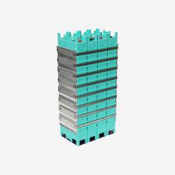 12-Volt-Litio-Ionen-Akku für Stromversorgung und Speichersystem des Elektrofahrzeugs