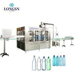 من أ إلى ي مياه شرب آلية تنتج آلة تعبئة تعبئة ببوتلينغ الخط