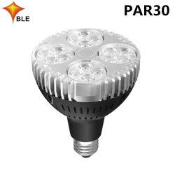 우수한 품질의 PAR30 LED 스포트라이트 30W LED 다운라이트