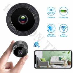 La seguridad del hogar WiFi Full HD Mini Cámara Vigilabebés Nanny A9