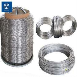 Aço inoxidável galvanizado obrigatório cortar o fio de Esgrima bobinas de Arame farpado de malha de ferro