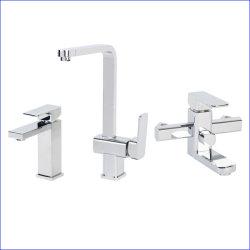 Salle de bains wc Cuisine du bassin en laiton Cascade Baignoire Douche d'eau du robinet