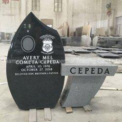 Custom Natural Stone Bench Monumenten Tuin en kerkhof Cremation Gedenktekens