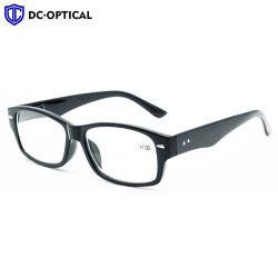 Usine de la promotion de gros de l'Italie conçu lecteurs, Ce mode personnalisé de la FDA unisexe lunettes de lecture en plastique