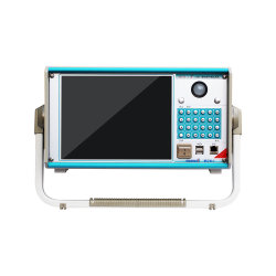 Omicron Económico Conjunto de inyección de corriente eléctrica Six-Phase Kit de prueba de relés de protección probador de relés de protección